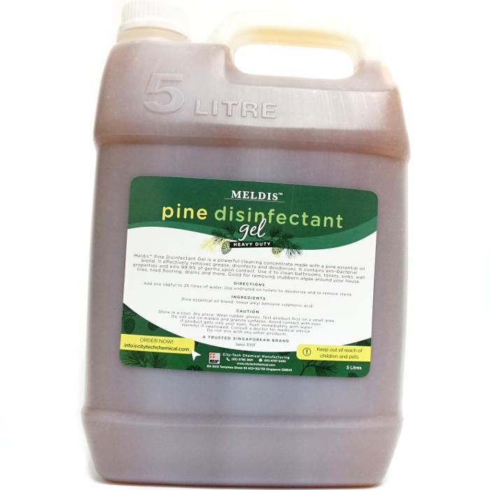 Meldis™ Pine Disinfectant Gel FCA103
